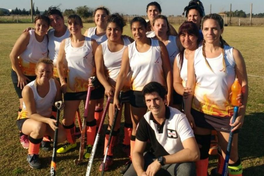 Mami Hockey CAF vs CAI Santoto - Foto FM Spacio