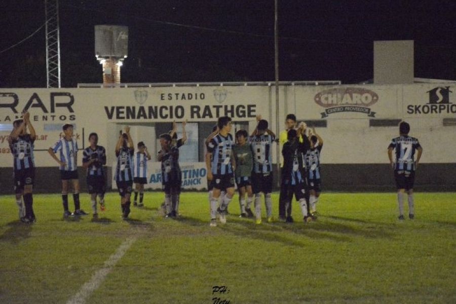 LEF Inferiores CSyDA vs CCRDE - PH Netu