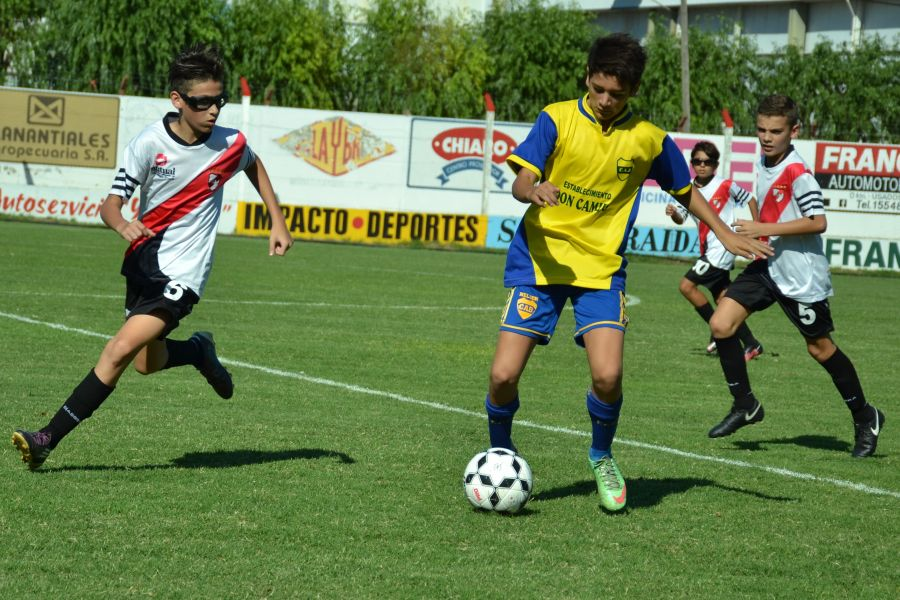 LEF Inferiores CAF vs CABJN