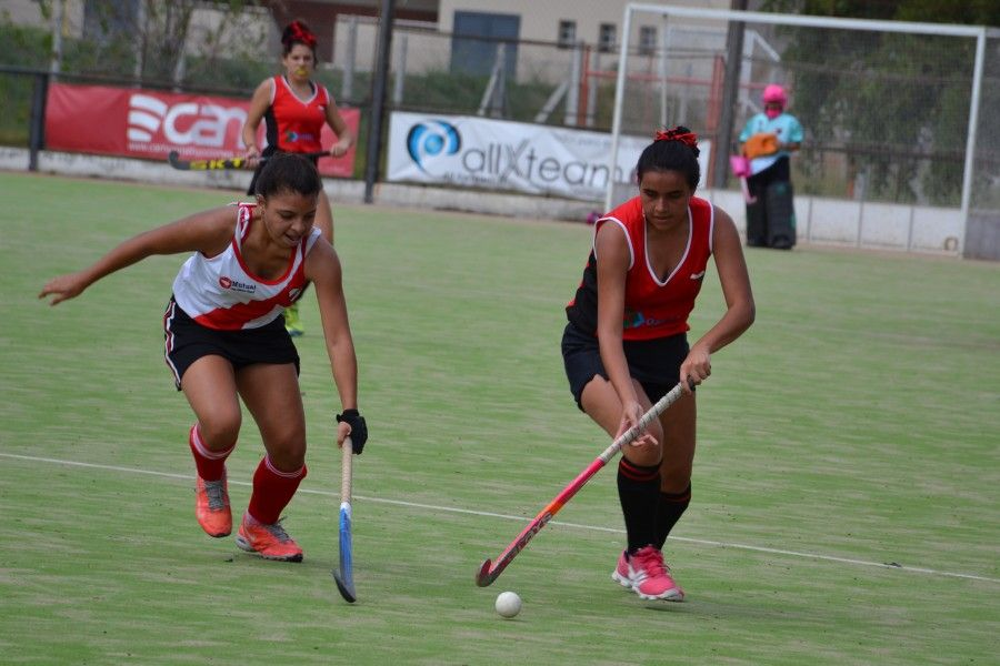Hockey CAF vs CAC - Quinta