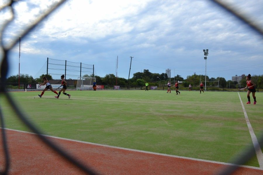 Hockey CAF vs CAC - Reserva