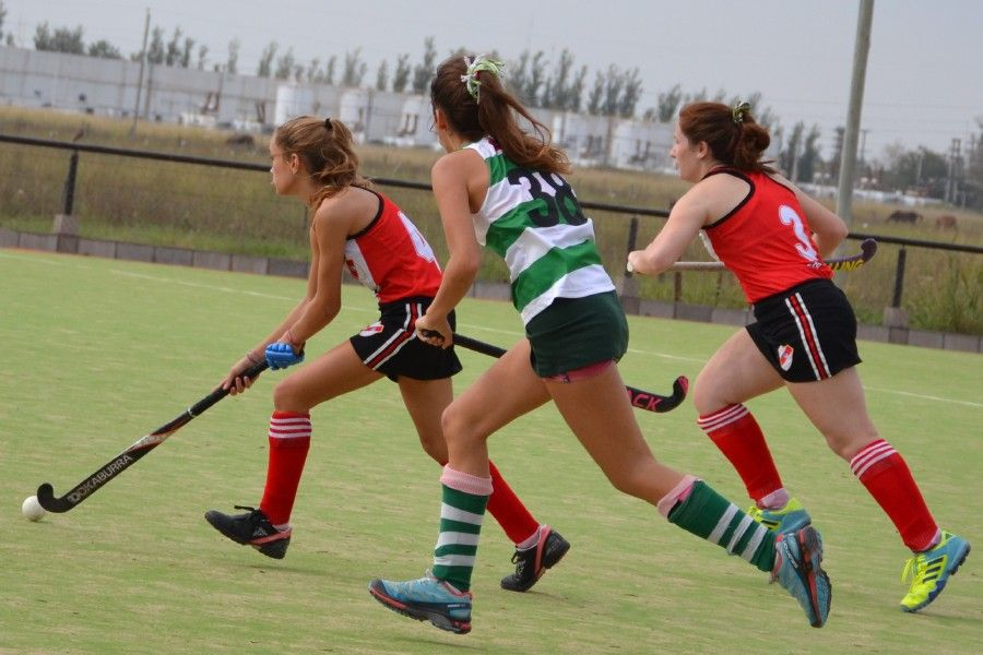 Hockey CRAR vs CAF