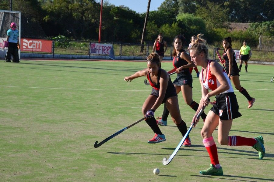 Hockey CAF vs CAC - Primera