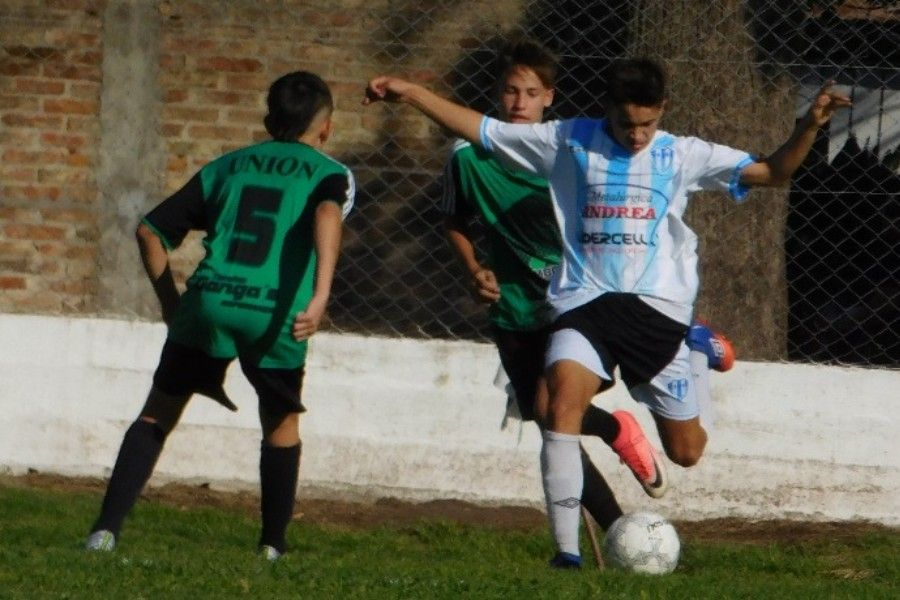 LEF Inferiores CAU vs CSyDA - PH Netu