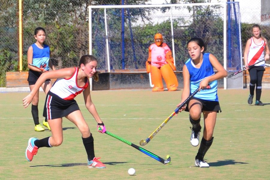 Hockey San Benito vs CAF