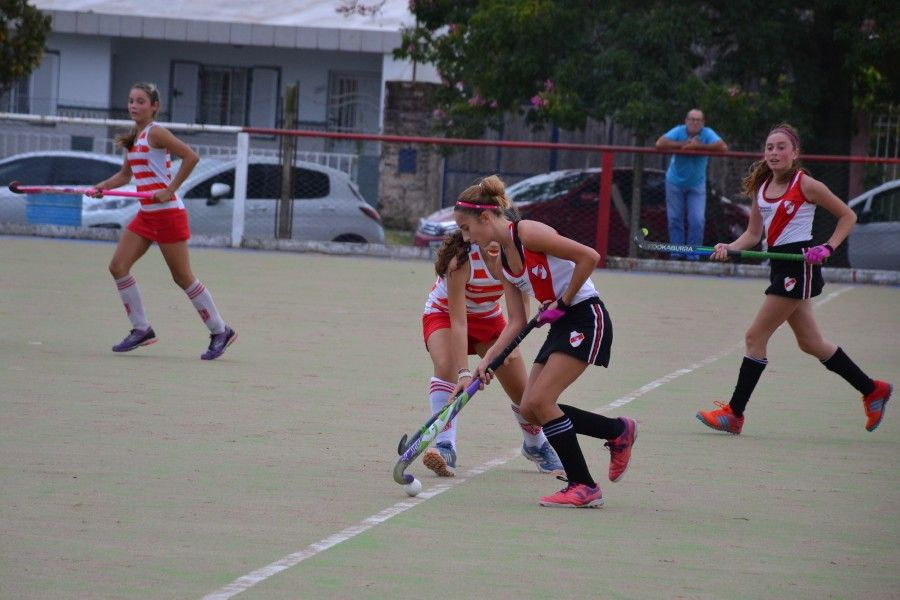 Hockey Talleres vs. CAF