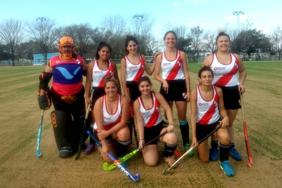 Hockey de primera CAA vs CAF