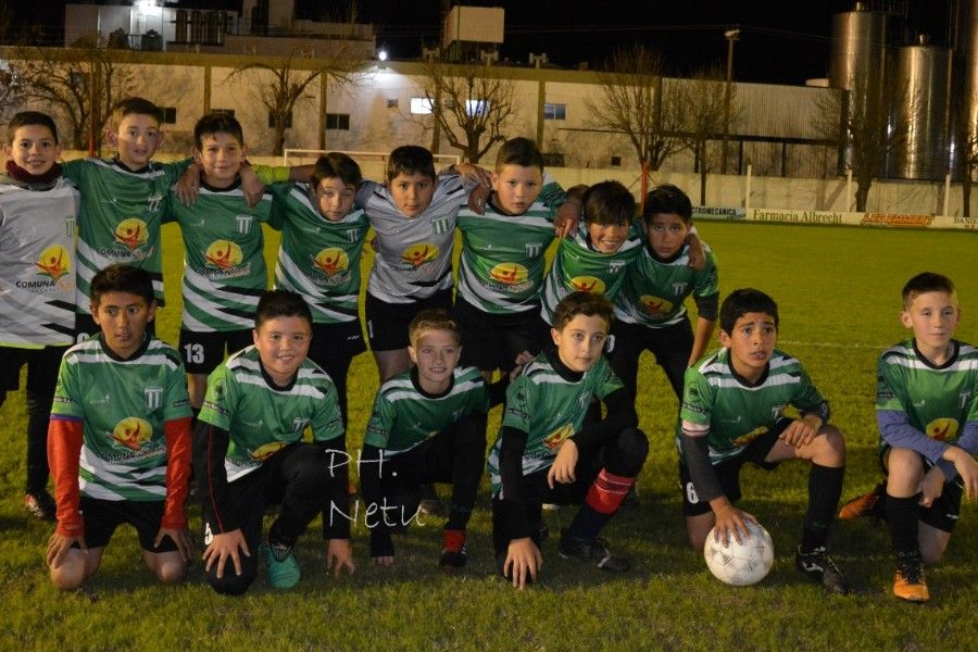 LEF Inferiores CAF vs CDUP - PH Netu