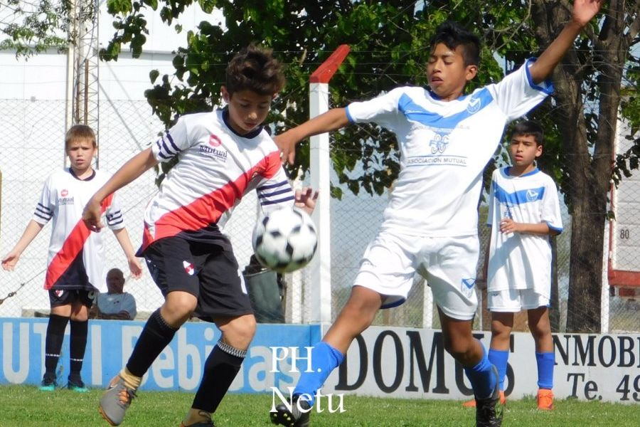 LEF Inferiores CAF Jrs. vs SCFBC - PH Netu