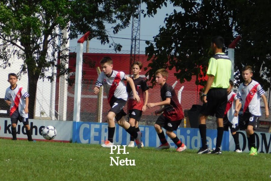 LEF Inferiores CAF Jrs. vs CCSC - PH Netu