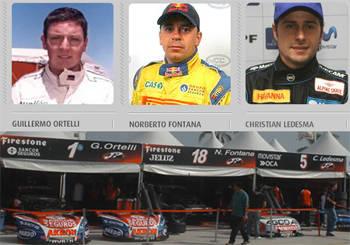 Imagen ACTC & JP Racing