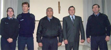Foto Relaciones Policiales URXI