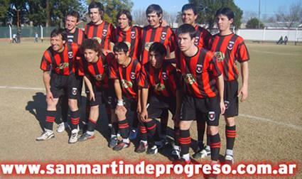 Foto www.sanmartindeprogreso.com.ar