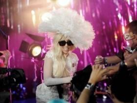 Lady Gaga - Foto Telam