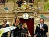 CFK en el Congreso - Foto Telam