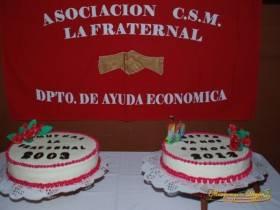 Aniversario Mutual La Fraternal - Foto Maximagen Digital