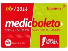 Medio boleto - Imagen Prensa GSF