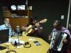 Ruben Sanchez y su Conjunto - Foto FM Spacio