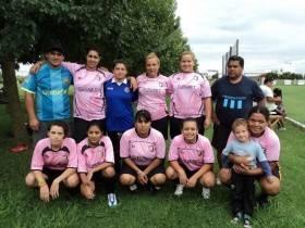 Torneo Futbol Femenino - Foto Mercedes Perino