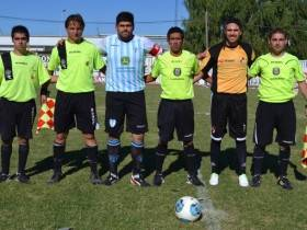 Primera CAF vs CSDA - Foto FM Spacio