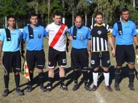 Primera SPN vs CAF - Foto FM Spacio