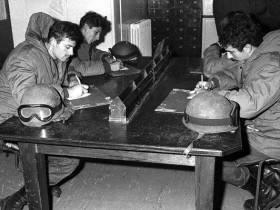 Aniversario guerra Malvinas - Foto Telam