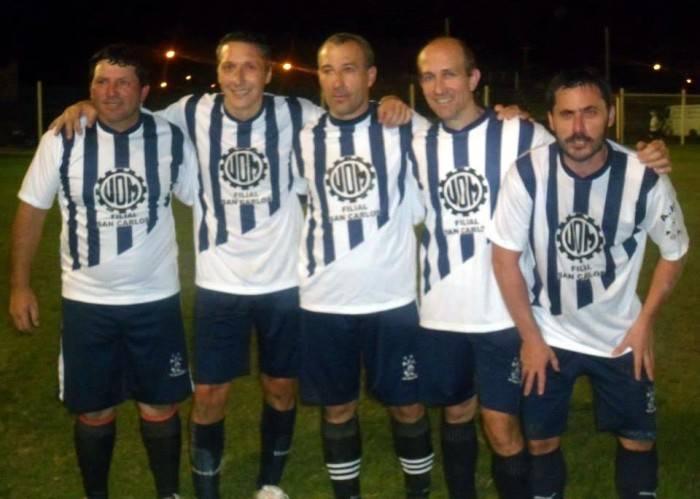 AFI Campeon Senior - Foto Prensa LEF