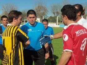 Primera CAS vs CAJU - Foto Prensa LEF