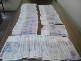 Dinero recuperado  - Foto URXI