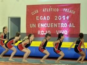 Acto de cierre EGAD - Foto Gisela Moro