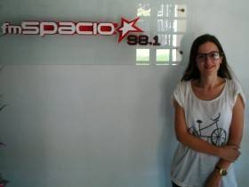 Paula Rodriguez - Foto FM Spacio