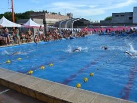 Encuentro de natacion Daniel Jacquier - Foto FM Spacio