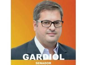 Gaston Gardiol - Senador