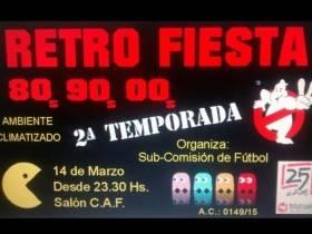 Fiesta Retro - Segunda Temporada