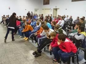 Los Valores del Futbol en el CAF - Foto FM Spacio