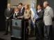 Conferencia de prensa - Foto Presidencia