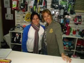 Maria Jose y Mariana Bourdin - Foto FM Spacio