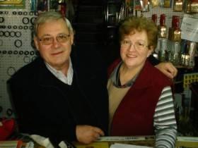 Roberto y Mari de Casa Balleis - Foto FM Spacio