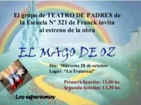 Obra Teatral - El Mago de Oz