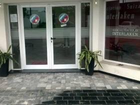 Vandalismo en Asociacion Suiza Interlaken