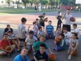 Campamento de Basquet CAF - Foto FM Spacio