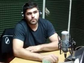 Cristian Michlig - Foto FM Spacio
