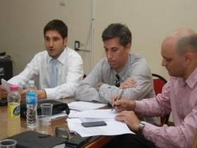 Comision de Salud y Seguridad - Foto Prensa GSF