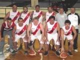 Basquet Alma Jrs. vs CAF - Foto FM Spacio