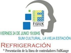 Curso de refigeracion - Imagen Comuna de Franck