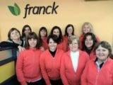Staff Comuna de Franck - Foto FM Spacio
