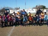 LEF Inferiores CSyDA vs CAF Jrs. - Foto FM Spacio