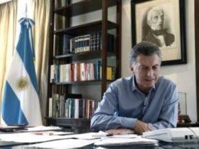 Mauricio Macri - Foto Presidencia