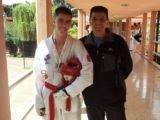 Nico Castillo en el CENARD