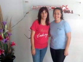 Maria Teresa y Ursula - Foto FM Spacio